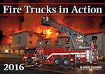 Fire Trucks in Action 2016