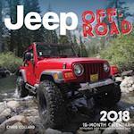 Jeep Off-Road 2018 Calendar