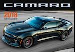 Camaro 2018 Calendar
