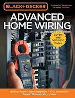 Black & Decker Advanced Home Wiring, 5th Edition (Black & Decker)