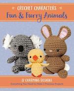 Fun & Furry Animals (Crochet Characters)
