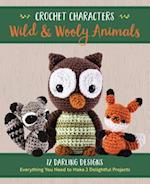 Wild & Wooly Animals (Crochet Characters)