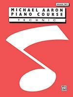 Michael Aaron Piano Course Technic af Michael Aaron