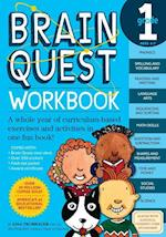 Brain Quest Workbook Grade 1 (Brain Quest)