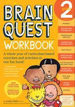 Brain Quest Workbook Grade 2 (Brain Quest)