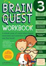 Brain Quest Workbook Grade 3 (Brain Quest)