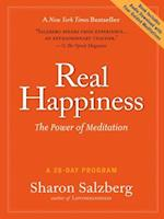 Real Happiness af Sharon Salzberg