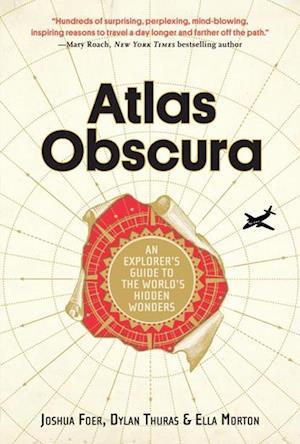 Bog, hardback Atlas Obscura af Joshua Foer