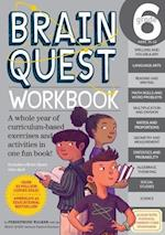 Brain Quest Workbook Grade 6 (Brain Quest)