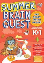 Summer Brain Quest Between Grades K & 1 (Summer Brain Quest)