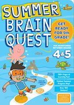 Summer Brain Quest Between Grades 4 & 5 (Summer Brain Quest)