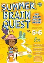 Summer Brain Quest Between Grades 5 & 6 (Summer Brain Quest)