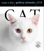 Cat Page-A-Day Gallery Calendar 2018