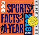 The Official 365 Sports Facts-a-Year 2018 Calendar