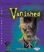 Vanished (The Unexplained, nr. 8)