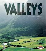 Valleys (First Step Nonfiction Landforms)