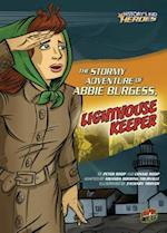 The Stormy Adventure of Abbie Burgess, Lighthouse Keeper af Connie Roop, Peter Roop