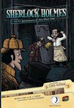Sherlock Holmes And The Adventure Of The Blue Gum #3 (On the Case with Holmes and Watson)