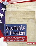 Documents of Freedom (Searchlight Books)