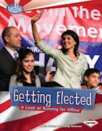 Getting Elected (Searchlight Books)
