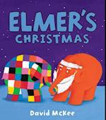 Elmer's Christmas (Andersen Press Picture Books Hardcover)