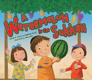 Watermelon in the Sukkah