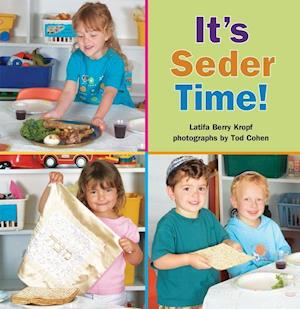 It's Seder Time!