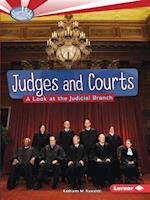 Judges and Courts (Searchlight Books)