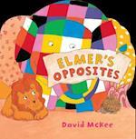 Elmer's Opposites (Andersen Press Board Books)