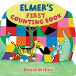 Elmer's First Counting Book (Andersen Press Board Books)