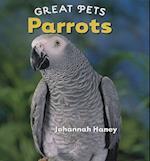 Parrots af Johannah Haney