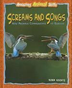 Screams and Songs af Robin Michal Koontz