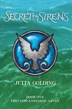 Secret of the Sirens af Julia Golding