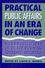 Public Affairs in an Era of Change