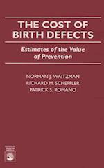 The Cost of Birth Defects (Order 4)