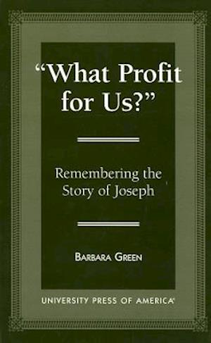 'What Profit for Us?'