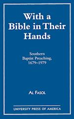 With a Bible in Their Hands