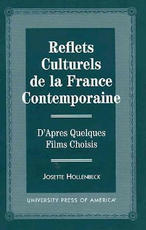 Reflects Culturels De La France Contemporaine