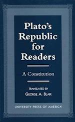 Plato's Republic for Readers