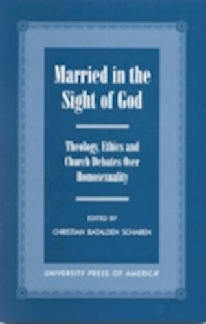 Married in the Sight of God