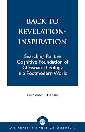 Back to Revelation-Inspiration