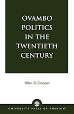 Ovambo Politics in the Twentieth Century af Allan Cooper