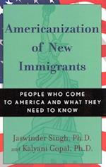 Americanization of New Immigrants