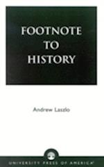 Footnote to History