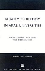 Academic Freedom in Arab Universities