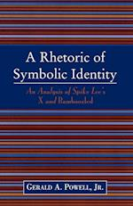 A Rhetoric of Symbolic Identity