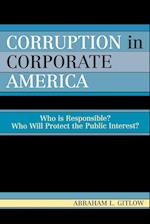 Corruption in Corporate America