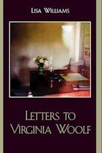 Letters to Virginia Woolf af Lisa Williams
