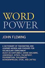 Word Power af John Fleming
