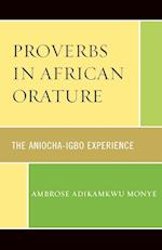 Proverbs in African Orature